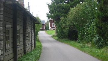 Sarkin museo ja kyläraitti