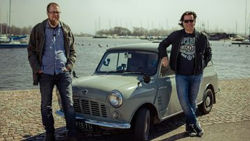 Tuomas Kyrö ja Mikko Kuustonen