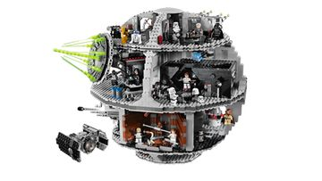 HighRes_Star Wars_Death Star