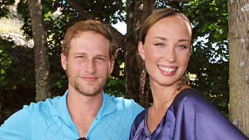 Lorenz ja Niina. Kuva: MTV3.
