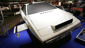 James Bondin auto elokuvasta 007 Rakastettuni American Car Show & GTI Tuning Car Show 2008 -tapahtumassa Helsingin Messukeskuksessa 21. maaliskuuta 2008.