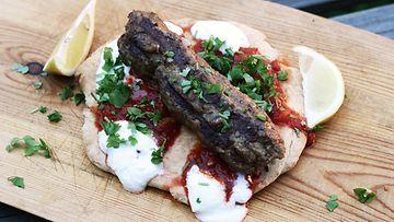 Sivumaku kebab