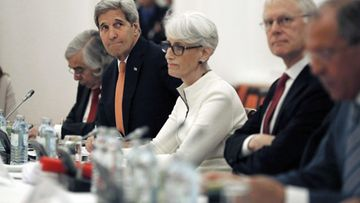 iranin ydinneuvottelut