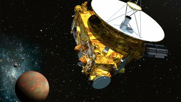 new horizons pluto nasa