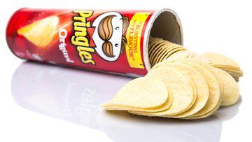Pringles sipsit