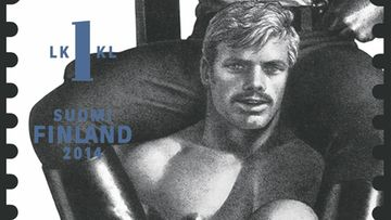 Tom of Finland postimerkki