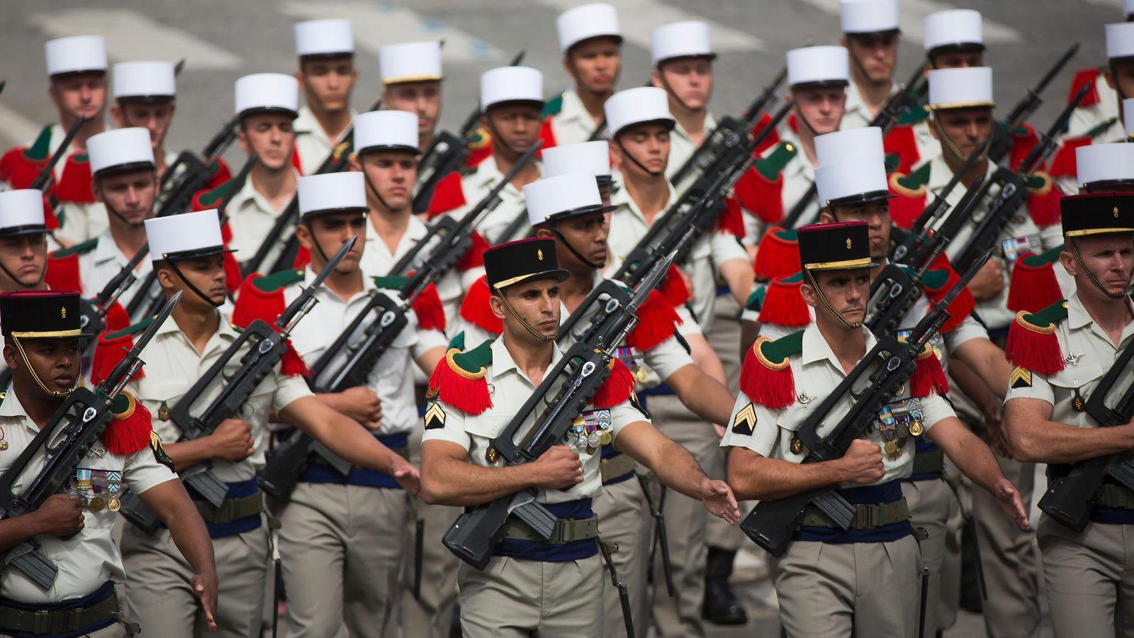 Espanjan Muukalaislegioona