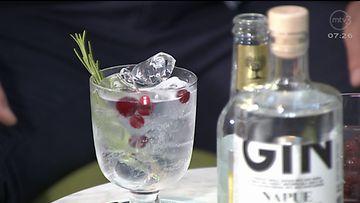 gin tonic napue