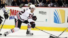 Peter LeBlanc, Chicago Blackhawks, 2011