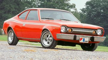 AMC-Hornet,-stunttituplana-käytetty,-Man-With-the-Golden-Gun