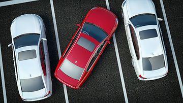 parkkeerausyritykset