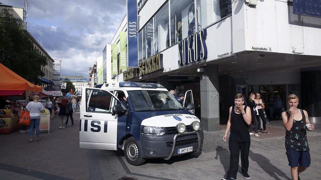 Jyväskylän Poliisin Lupaosasto Jyväskylä