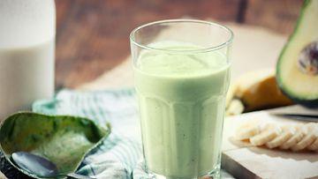 smoothie, avokado