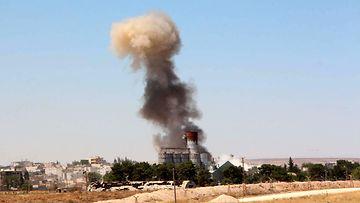 kobane, syyria
