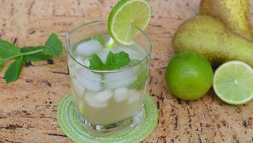 Cocktail drinkki hedelmät