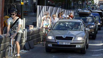 liikenne Tukholma