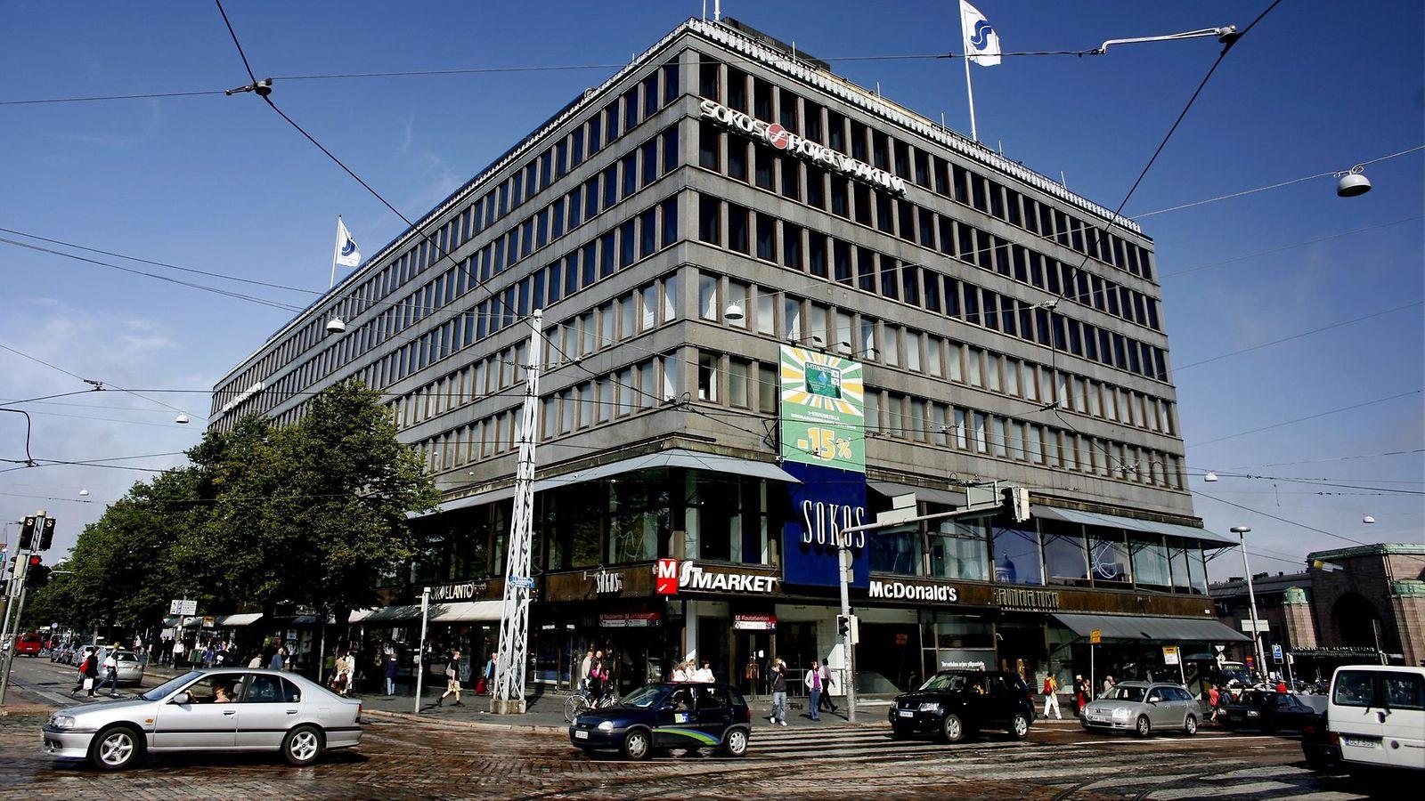 Sokos Helsinki Aukiolo