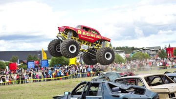 Powerpark Monster Truck
