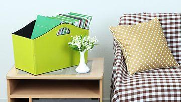 koti, siisti, olohuone, sohva