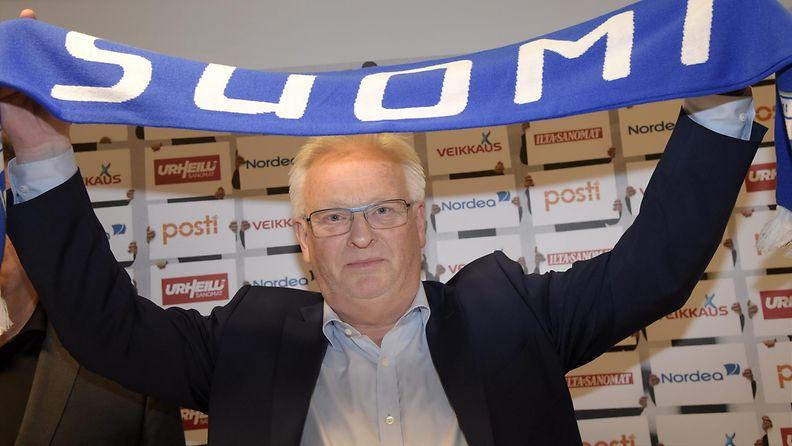 Hans Backe 2015