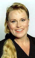Anne Sällylä vuonna 1997.