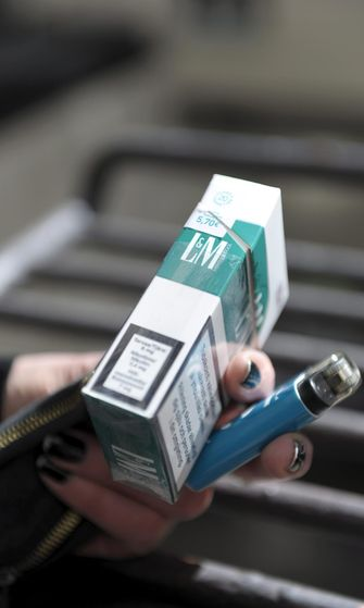 Tupakoitsija (1)