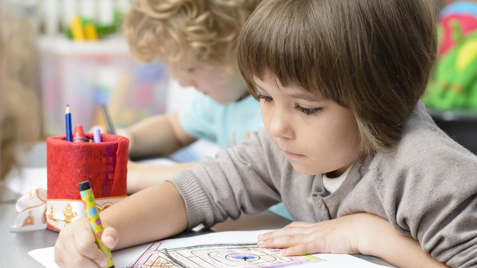 lapsen sosiaalinen kehitys päiväkodissa Orivesi