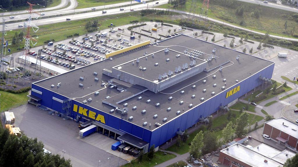 IKEA-nettiostokset voi nyt noutaa maksutta pääkaupunkiseudun IKEA-tavarataloista