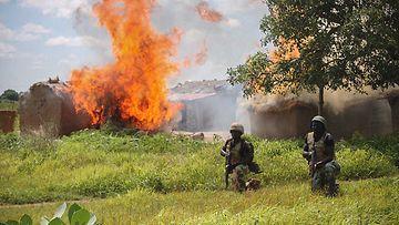 Boko Haramin leireillä