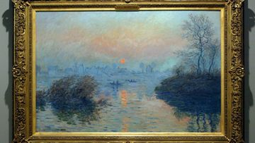 Monet'n maalaus