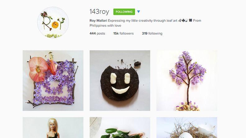 Roy Mallari Instagram
