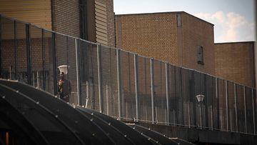Pistoriuksen vankila E-Afrikka