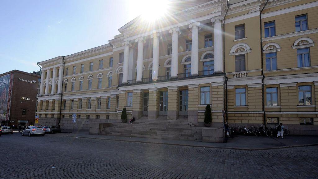 Helsingin Yliopisto Päärakennus