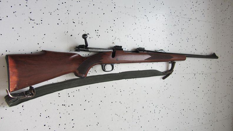 Ase-kivääri