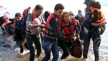 pakolaiset siirtolaiset välimeri pakolaiskriisi truvapaikanhakija kos kreikka