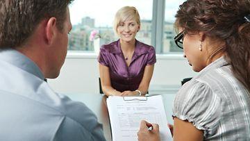 Mikä on oudointa mitä sinulta on kysytty työhaastattelussa?