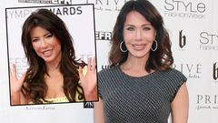 Jacqueline MacInnes Wood (Steffy Forrester) Hunter Tylo (Taylor Hayes)