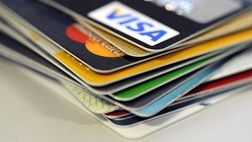 Luottokortteja