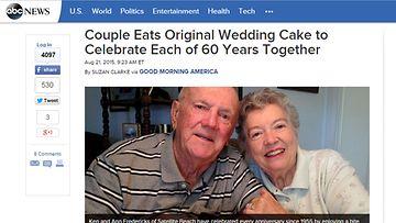 60 vuotta naimisissa, abc