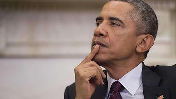 Obama miettii 2015