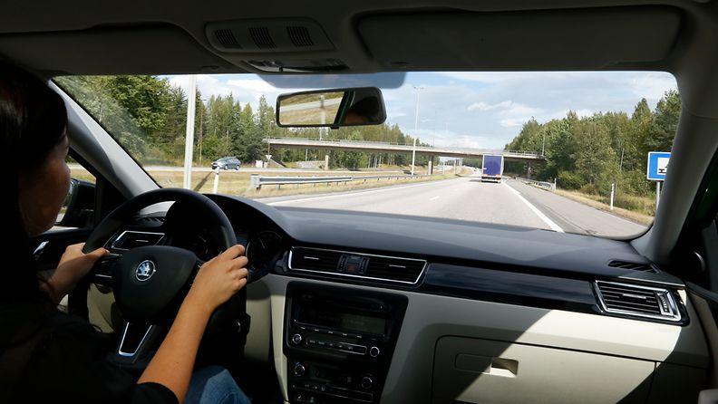 Startti moottoritie