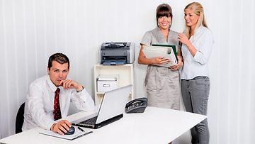 Työpaikkakiusaaminen (1)