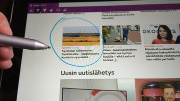 Microsoft Surface Pro 3 -tietokone, Windows 10