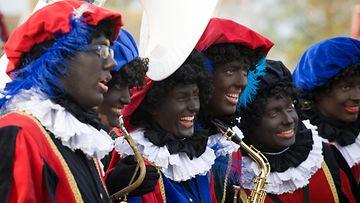 musta pete, Zwarte Piete, Hollannin joulu