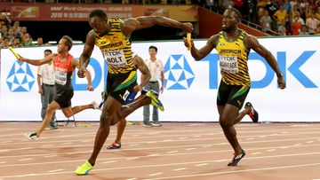 Usain Bolt, Nickel Ashmeade