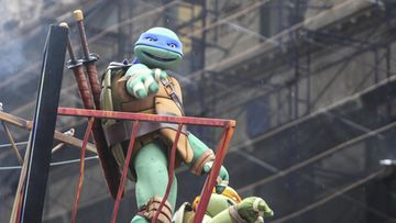 kilpikonna, leonardo, ninja
