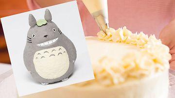 Totoro, kakku