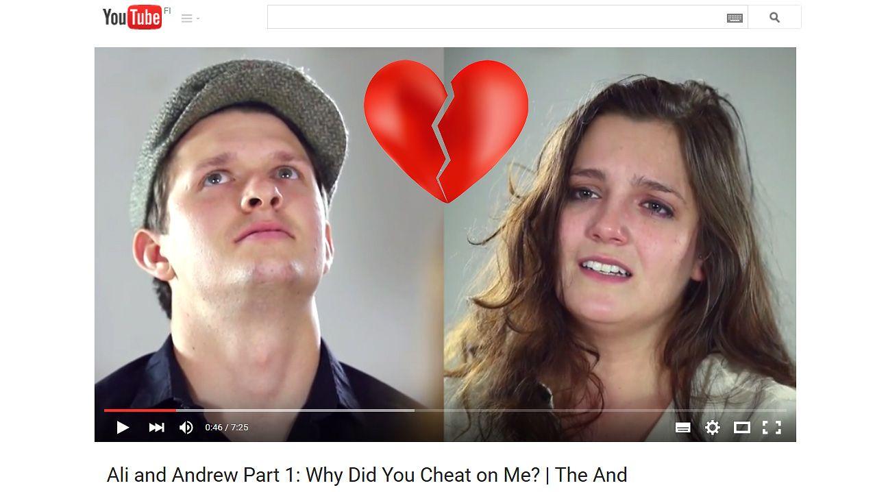 pettäminen parisuhteessa Kurikka