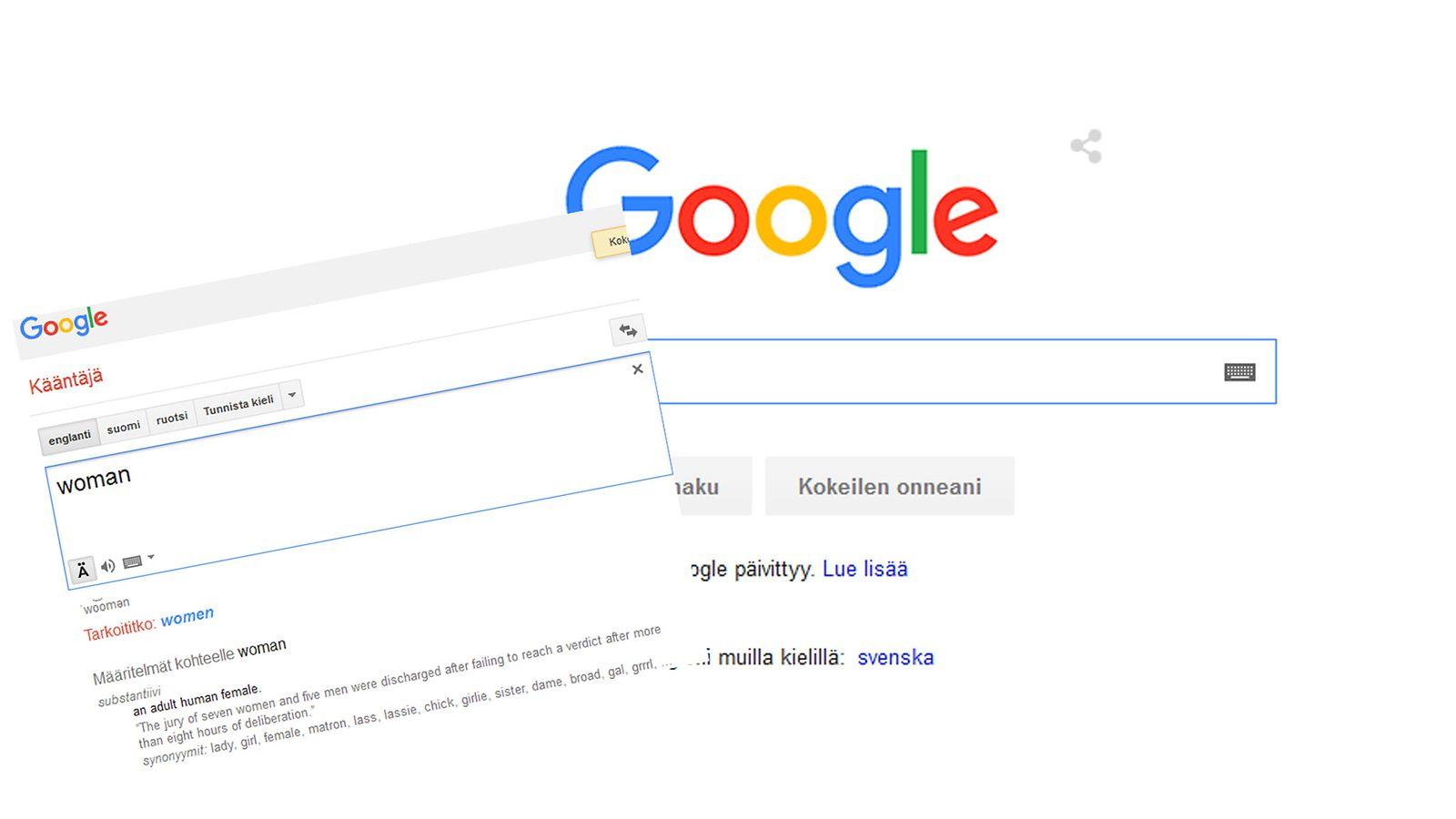 Google Kääntäjäj