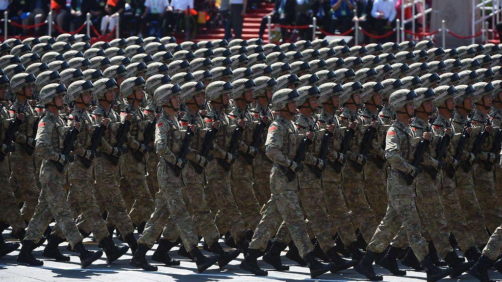 Kiinan Armeija